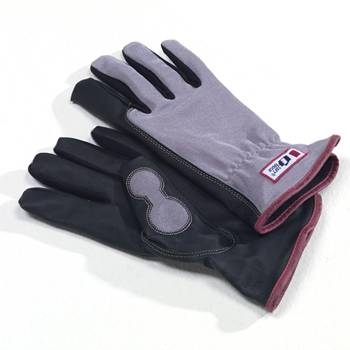 Assembly gloves with cotton lining: 12 pack