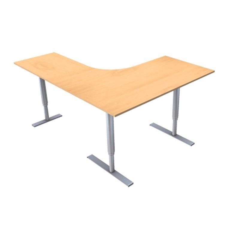 Skrivbord 3-pelarstativ 1600x2000