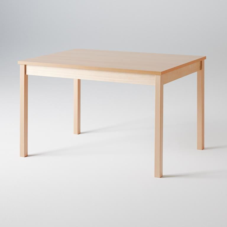 """""""Europa"""" canteen table, H720 mm"""