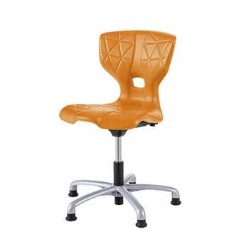 """""""Alda X"""" height adjustable stool"""