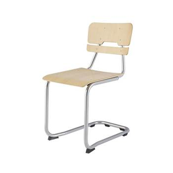 Legere II classroom chair, H 550 mm