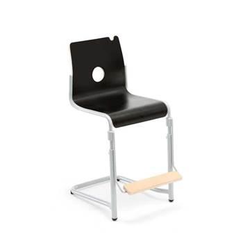 Fokus school chair, H 450-600 mm