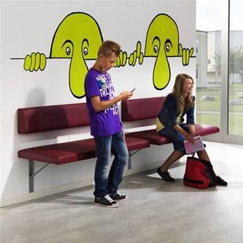 """""""Lidingo"""" wall sofa, W540 mm"""
