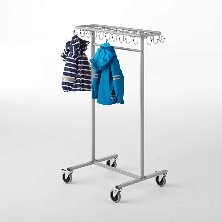 """""""Orkan"""" clothes trolley, tall"""