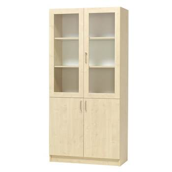 Equipment display cabinet, D320 mm