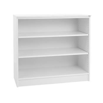 Low bookcase, D580 mm