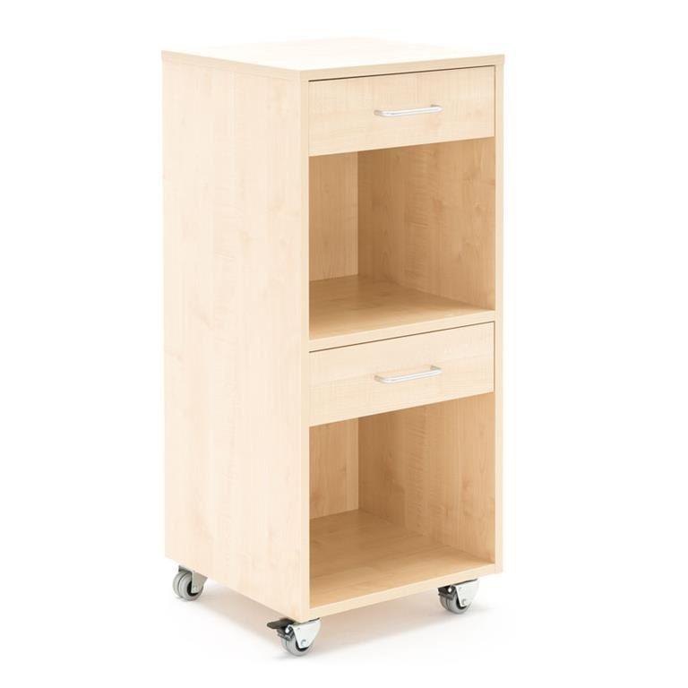 Ståpulpet med två lådor
