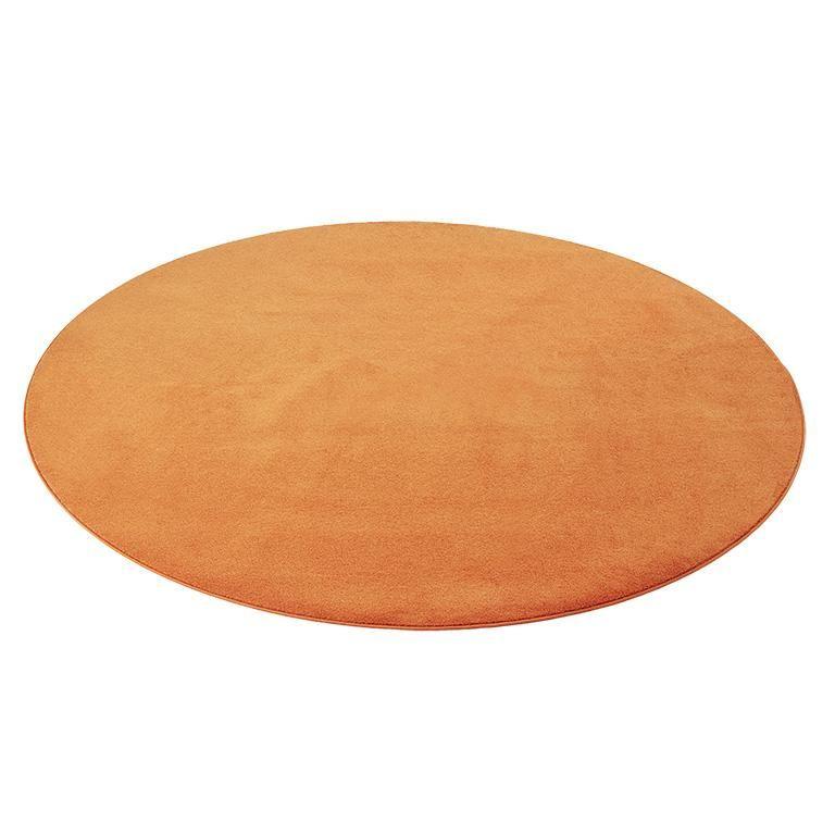 """Bobby"" circular rugs"