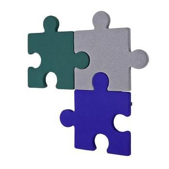 Sound Absorbing Puzzle Piece