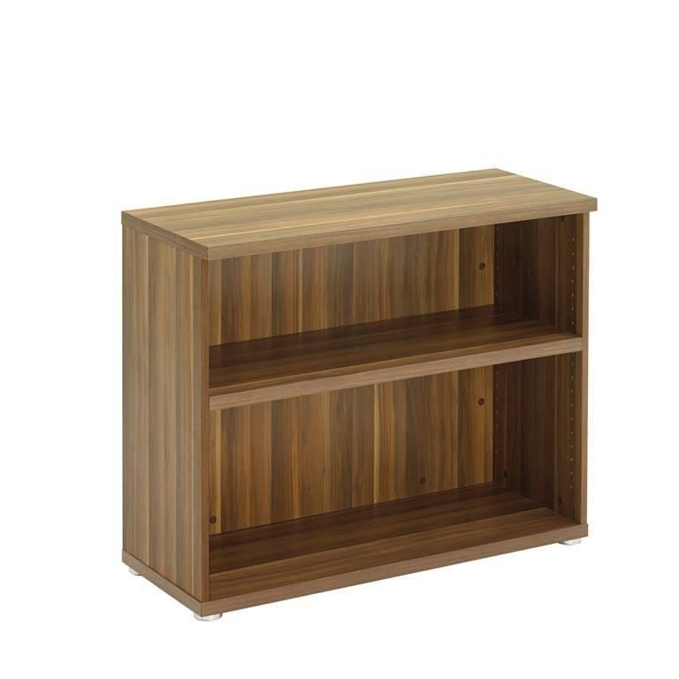 """Regent"" executive bookcases: H800mm"