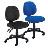 """""""Concept"""" low back office chair"""