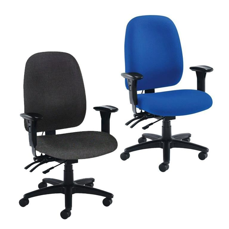 vista 24 hour high back chair aj products ireland
