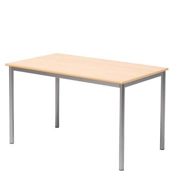"""Pax"" sound reducing table, beech laminate, H720 mm"