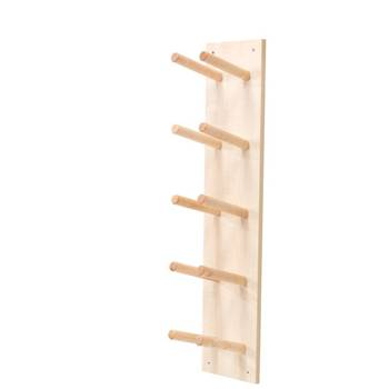 """Pero"" wall-mounted boot storage, 5 pairs"