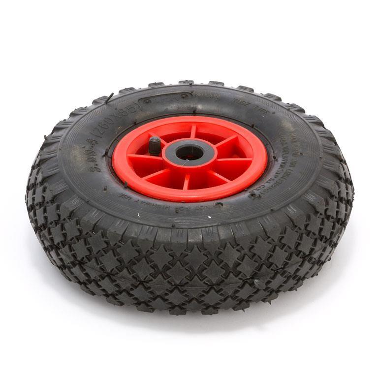 Pneumatic wheels 75/150 kg