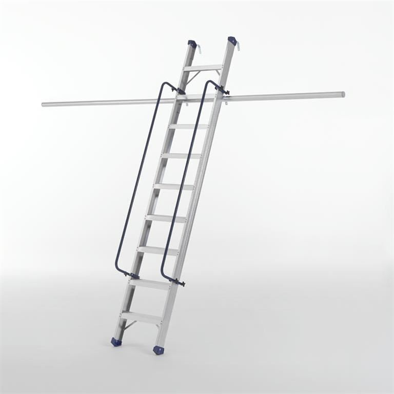 Racking ladder